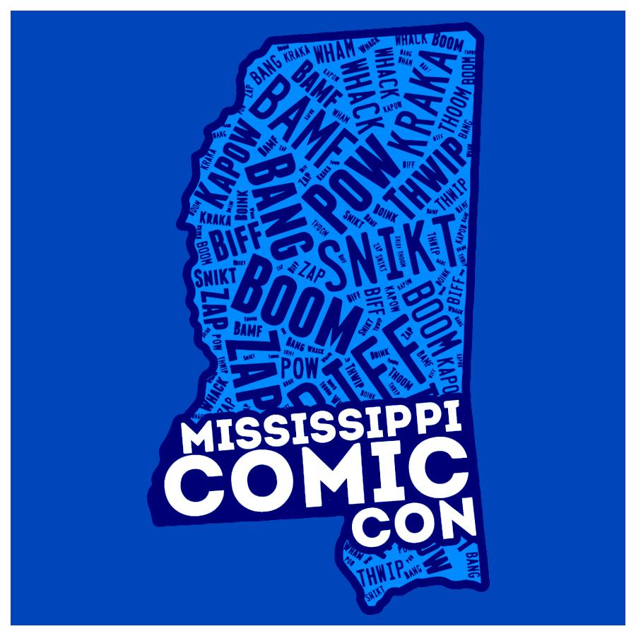 2021 Mississippi Comic Con